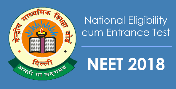 NEET UG 2018 Exams online form,syllabus and updates at UNIQUECLASSES