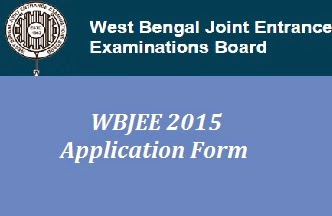 WBJEE 2015 Online Application Availabe